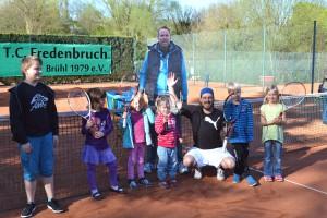 04-2015 Saisoneröffnung TC Fredenbruch